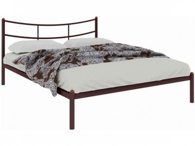 Кровать София МилСон коричневая