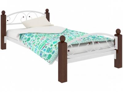 Кровать Вероника Мини Lux Plus белая