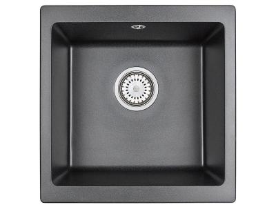 Кухонная мойка Granula 4451 Черный