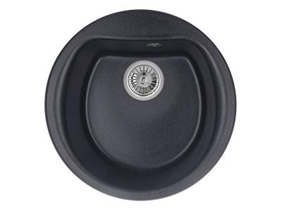 Кухонная мойка Granula 5101 Черный