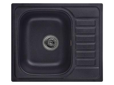 Кухонная мойка Granula 5801 Черный