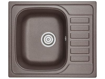 Кухонная мойка Granula 5801 Эспрессо