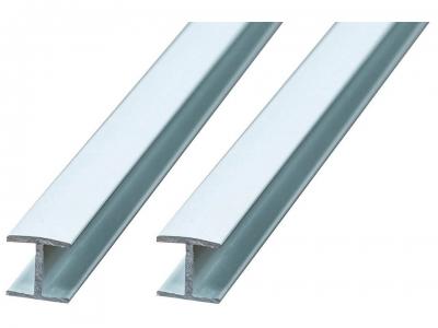 Набор из 2 планок для панелей стыковочных 6 мм ДО-013 ДО-013