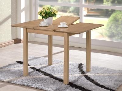 Обеденный стол 2057 Дуб антик белый