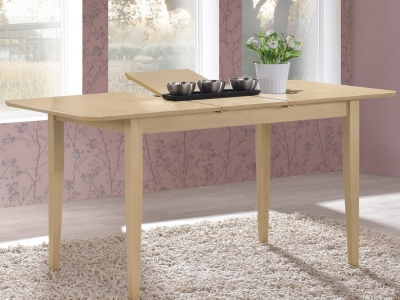 Обеденный стол 2064 Дуб Антик Белый