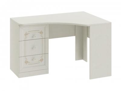 Письменный угловой стол с ящиками Лючия ТД-235.15.03 Штрихлак