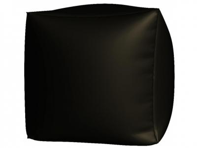 Пуфик Куб макси нейлон черный