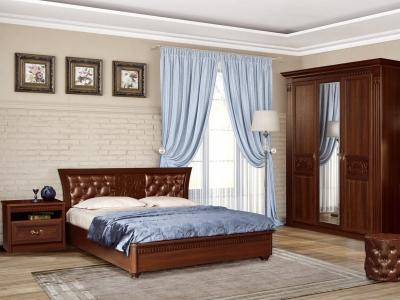 Спальня Лючия дуб оксфорд