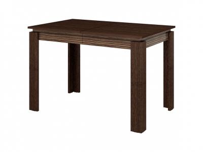 Стол обеденный Орфей-16 Венге - Зебрано 1120(1920)х750х760