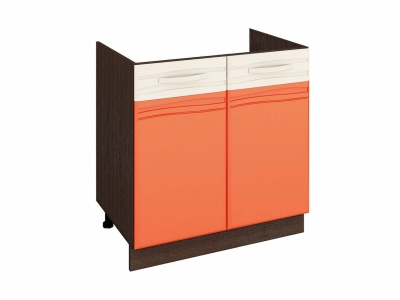 Стол под мойку 09.51 Оранж 800х530х820
