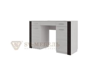 Стол туалетный Гамма 20 1261х786х435 Ясень Анкор-Венге