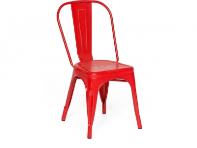 Стул Secret De Maison Loft Chair (mod.012) Red Vintage