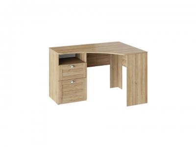 Угловой письменный стол с ящиками Ривьера ТД-241.15.03 Дуб Ривьера
