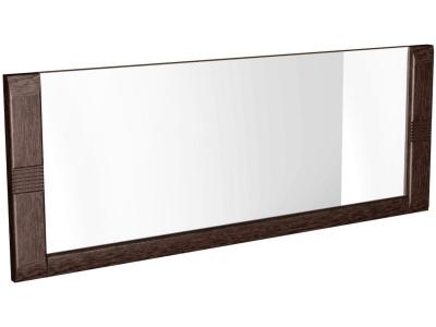 Зеркало малое Магнолия Дуб венге 1100х38х550