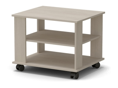 Журнальный столик Танго-2 Бодега белая