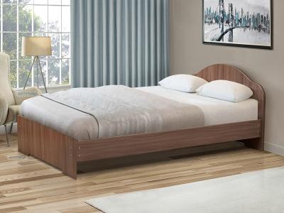 Кровать двойная на уголках №3 Матрица