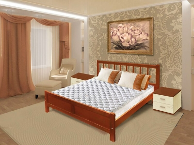 Кровать Прага РуСон с подъемным механизмом