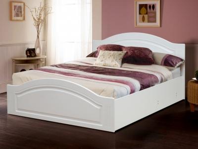 Кровать Венеция МДФ матовый с подъемным механизмом