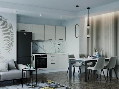 Кухонный гарнитур Шампань-2550