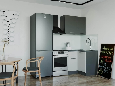 Кухонный гарнитур угловой Прима-1000У