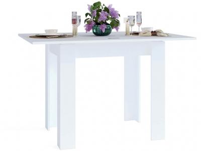 Кухонный стол Сокол СО-1 Белый