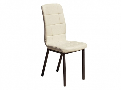 Кухонный стул Квадро металл крем