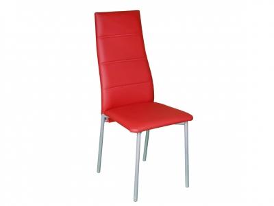 Кухонный стул Волна Люкс аэро красный