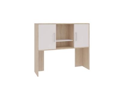 Надстройка компьютерного стола 1200 Лайт-2 1198х303х1050