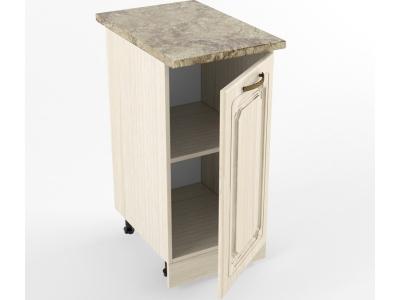 Нижний шкаф Н 400 850х400х600 Грецкий орех