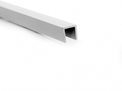 Планка для стеновой панели торцевая Сокол Серый