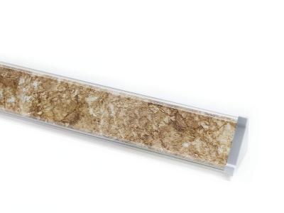 Плинтус с заглушками ПЛ 14.150 Мадрид 1500