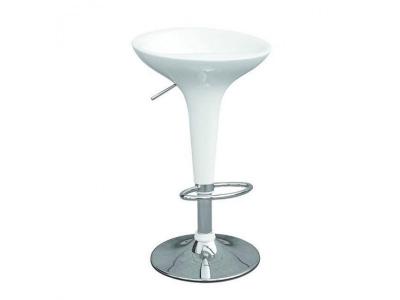 Стул барный белый BN 3001 ( WY 101)